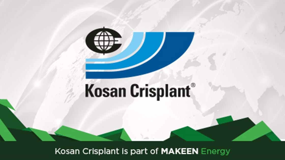 Kosan Crisplant and KC LNG logo